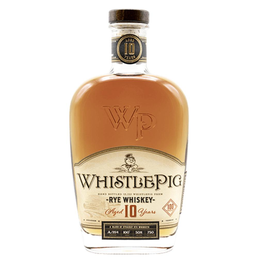 WhistlePig 10 Year Rye Rye Whiskey WhistlePig