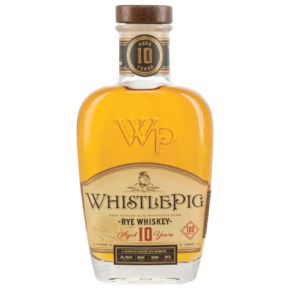 WhistlePig 10 Year Rye (375ml) Rye Whiskey WhistlePig