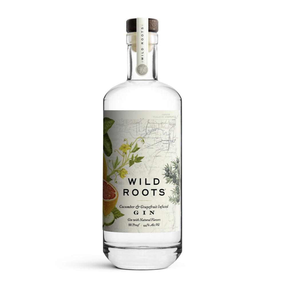 Wild Roots Cucumber & Grapefruit Infused Gin Gin Wild Roots