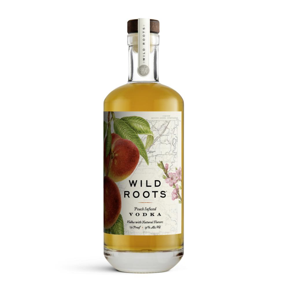 Wild Roots Peach Infused Vodka Vodka Wild Roots