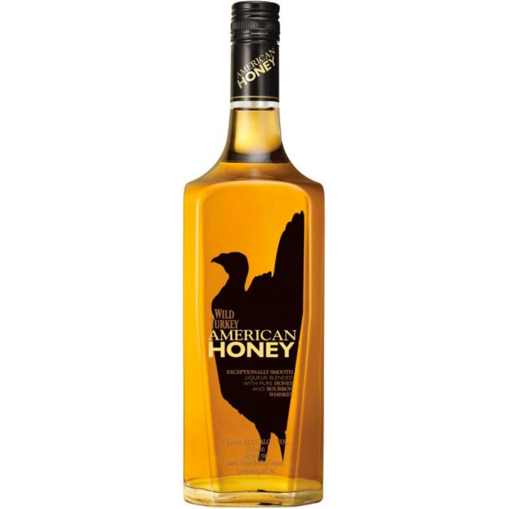 Wild Turkey American Honey Liqueur Wild Turkey