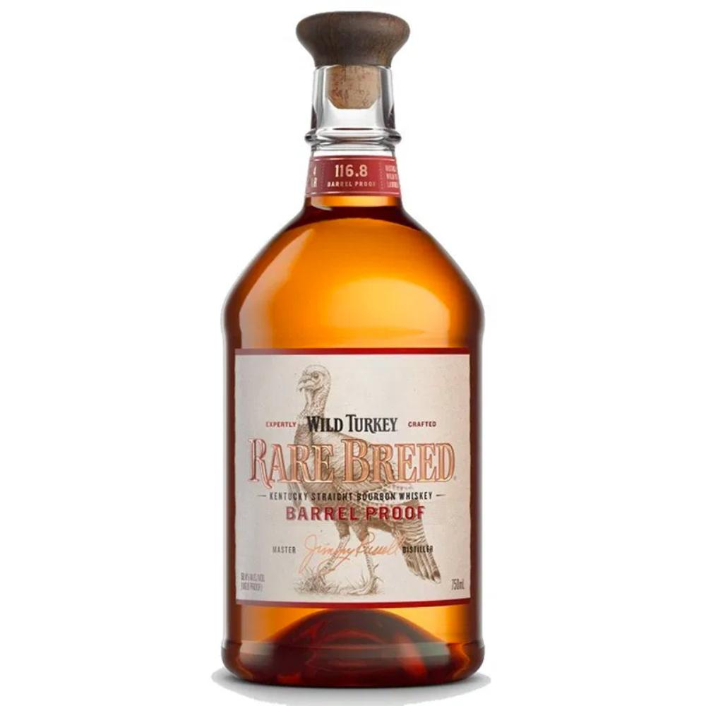 Wild Turkey Rare Breed Bourbon Whiskey Bourbon Wild Turkey