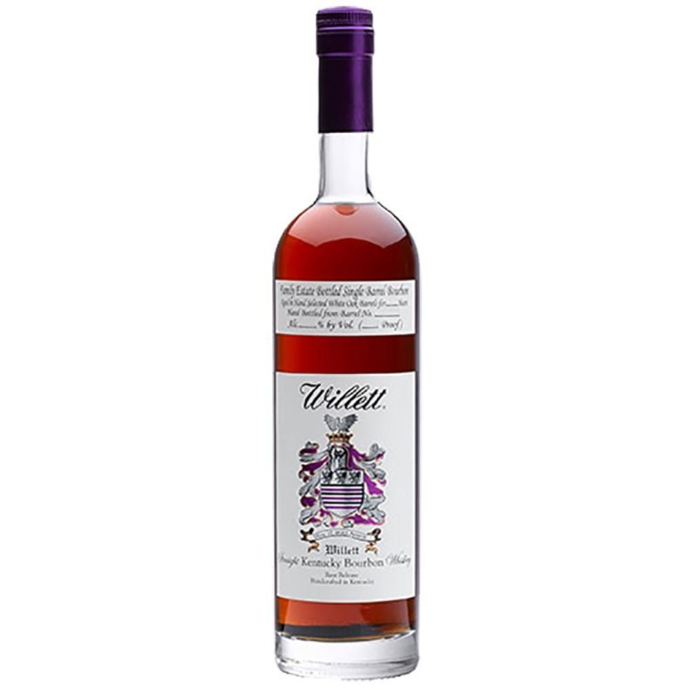 Willett Family Estate 6 Year Old Bourbon Whiskey Bourbon Willett Distillery