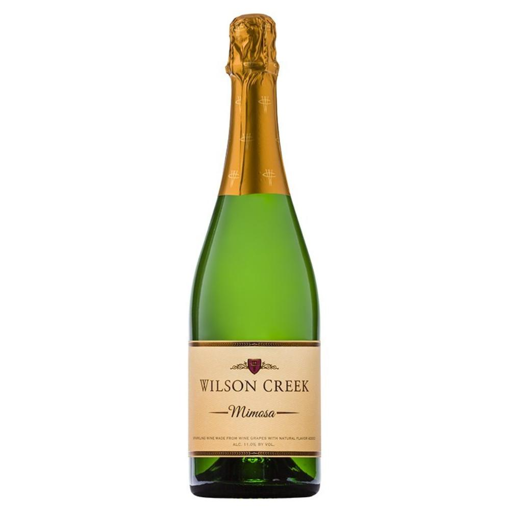 Wilson Creek Orange Mimosa Sparkling Wine Champagne Wilson Creek