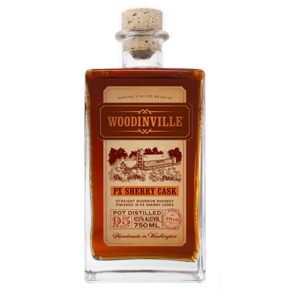 Woodinville PX Sherry Cask Bourbon Whiskey Bourbon Woodinville