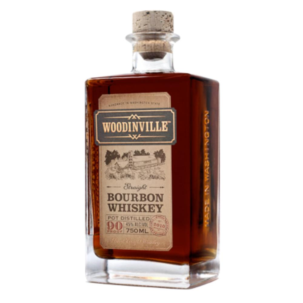 Woodinville Straight Bourbon Whiskey Bourbon Woodinville