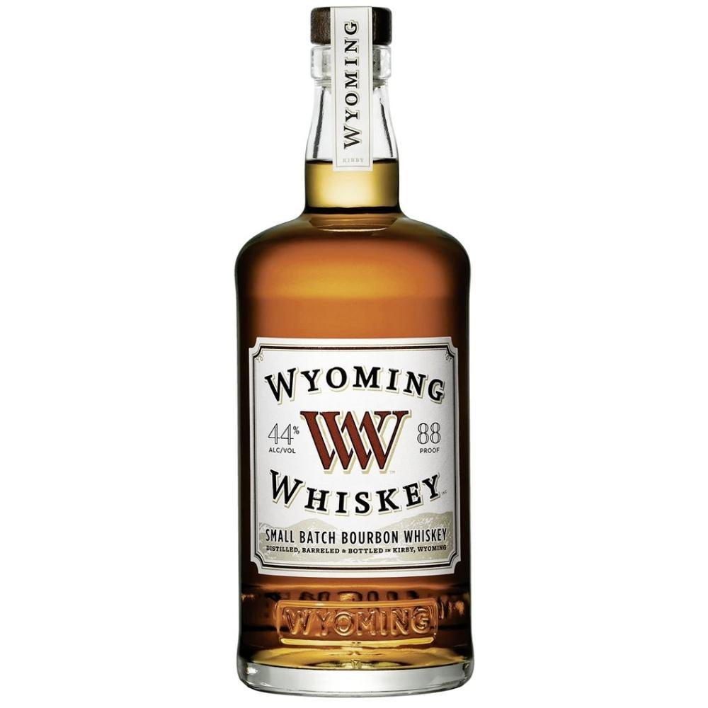 Wyoming Whiskey Small Batch Bourbon Bourbon Wyoming Whiskey