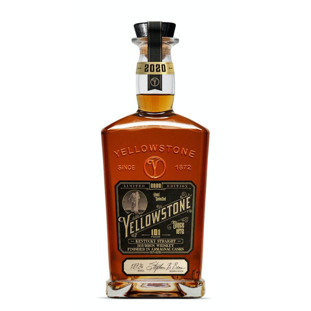 Yellowstone Limited Edition 2020 Bourbon Yellowstone