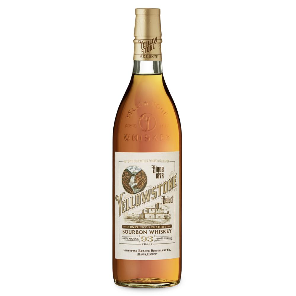 Yellowstone Select 93 Proof Bourbon Bourbon Yellowstone