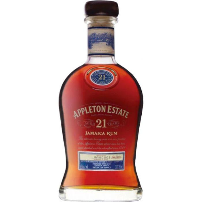 Appleton Estate 21 Year Old Jamaican Rum Rum Appleton Estate Rum