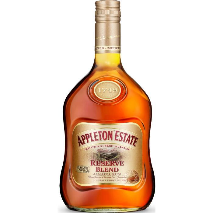 Appleton Estate Reserve Blend Rum Rum Appleton Estate Rum