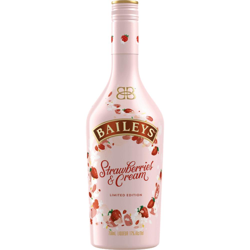 Baileys Strawberries & Cream Liqueur Baileys