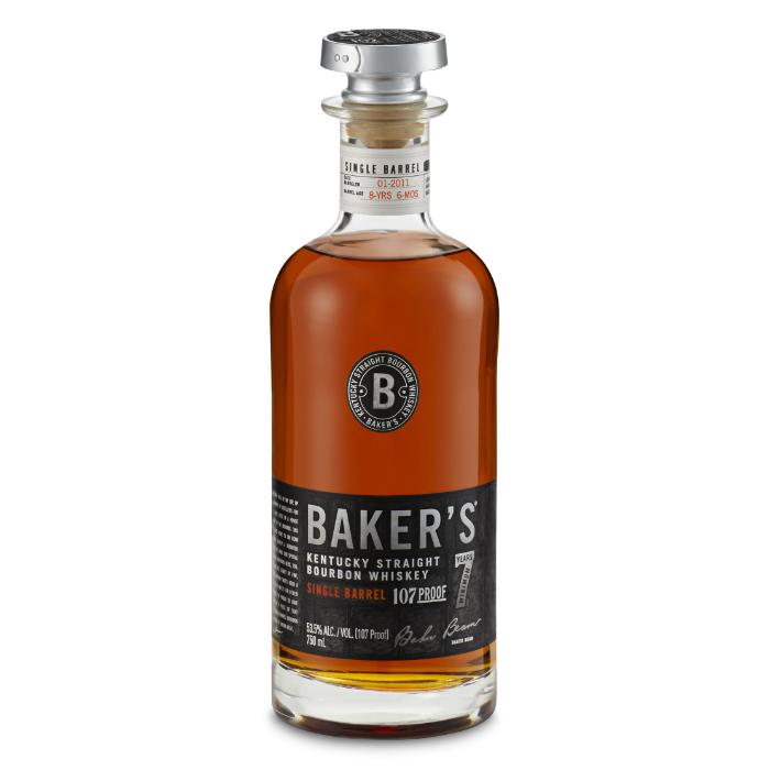 Baker's Single Barrel Bourbon Bourbon Baker's Bourbon