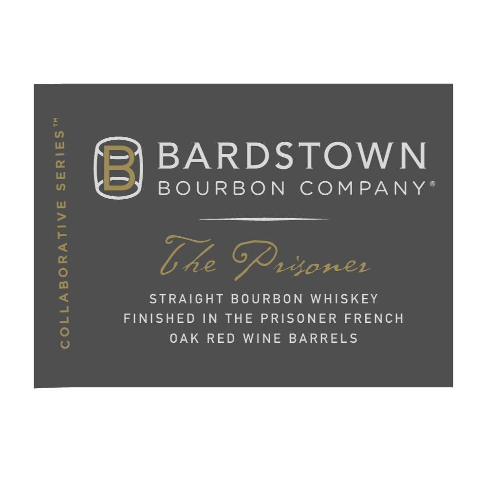 Bardstown Bourbon Company The Prisoner Bourbon Bardstown Bourbon Company