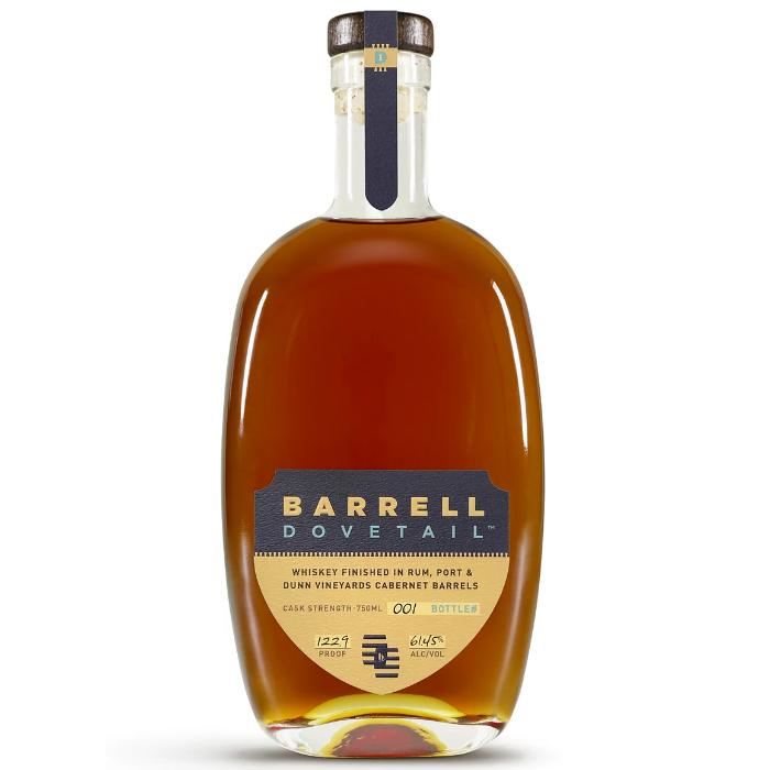 Barrell Dovetail Bourbon Barrell Craft Spirits