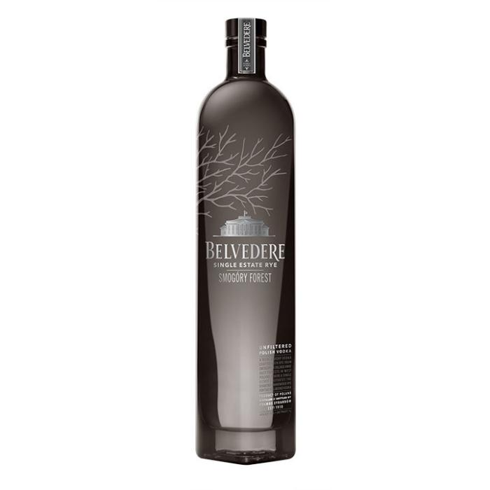 Belvedere Single Estate Rye Smogory Forest Vodka Belvedere Vodka