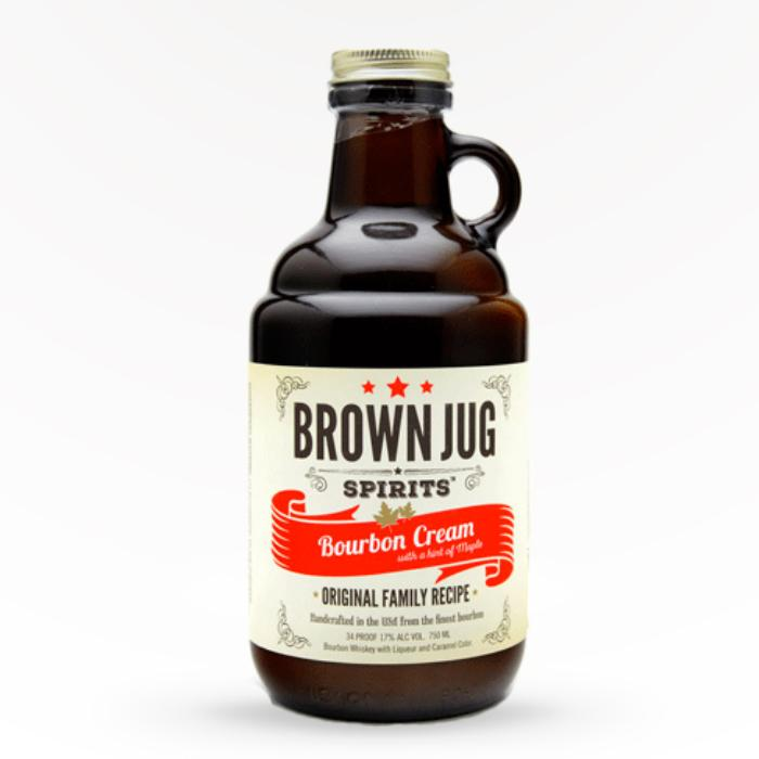 Brown Jug Bourbon Cream Liqueur Brown Jug Spirits