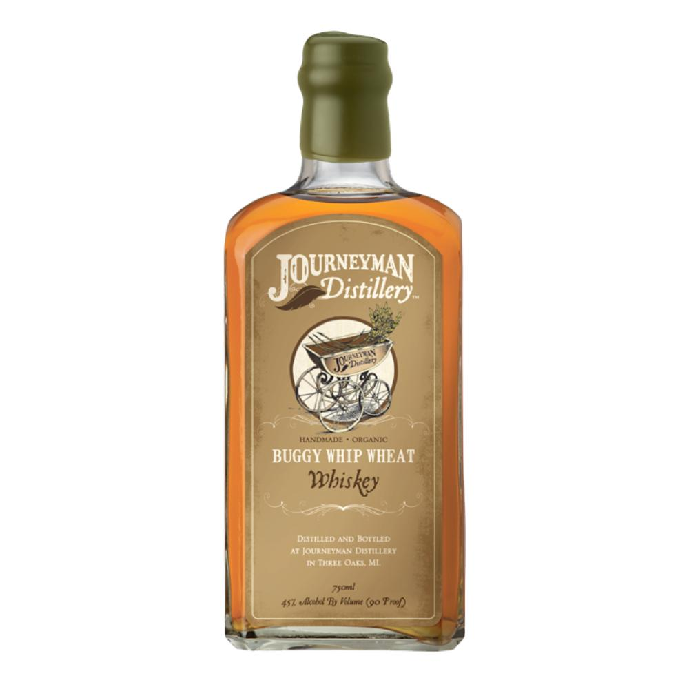 Journeyman Distillery Buggy Whip Wheat Whiskey American Whiskey Journeyman Distillery