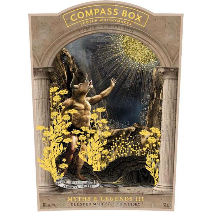 Compass Box Myths & Legends III Scotch Compass Box