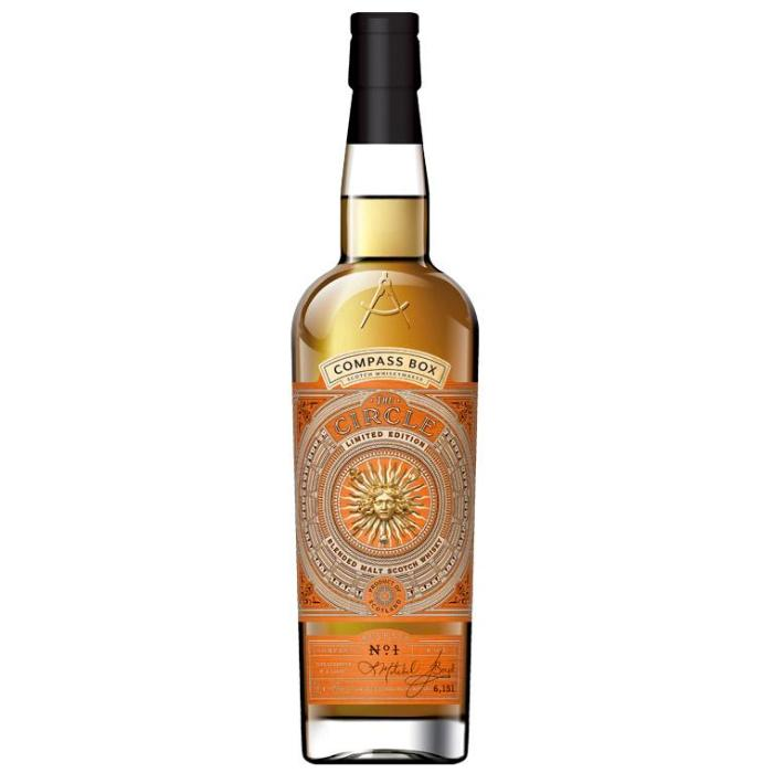 Compass Box The Circle No. 1 Scotch Compass Box