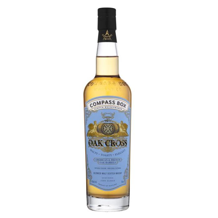 Compass Box Oak Cross Scotch Compass Box