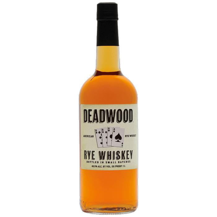 Deadwood Rye Whiskey Rye Whiskey Deadwood Bourbon