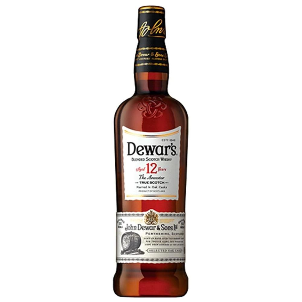 Dewar's 12 Year Old Scotch Dewar's