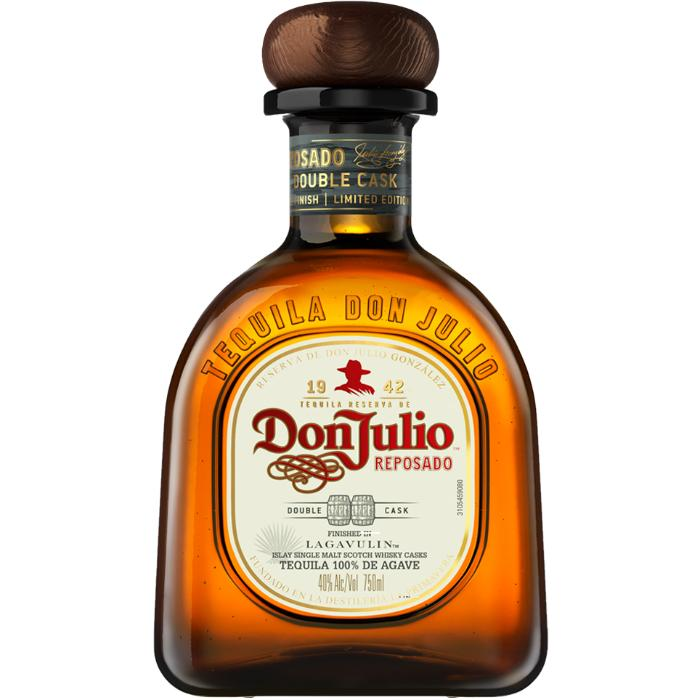 Don Julio Reposado Double Cask Lagavulin Cask Finish Tequila Don Julio Tequila