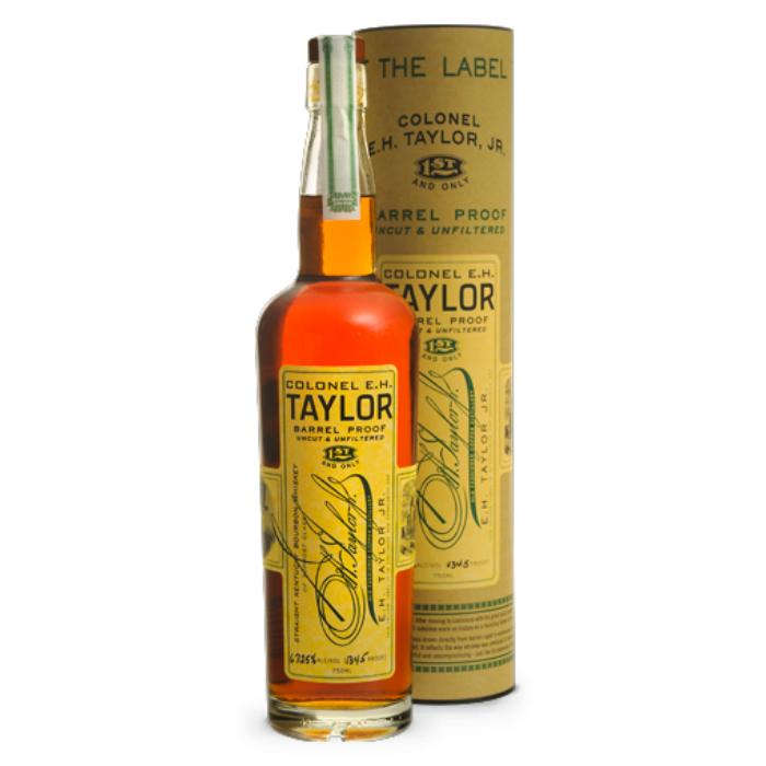 Copy of Colonel E.H. Taylor, Jr. Barrel Proof Bourbon Colonel E.H. Taylor