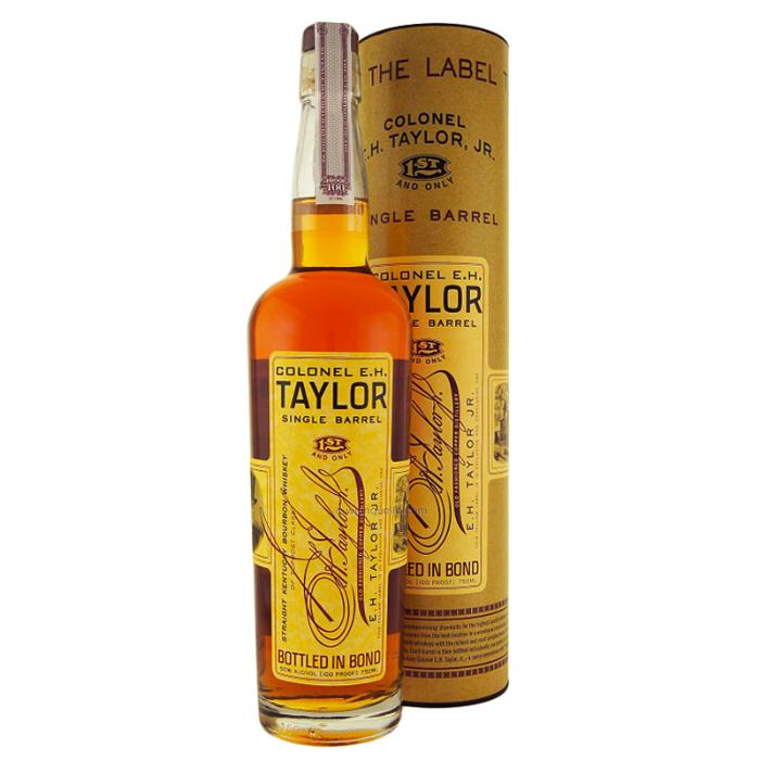 Colonel E.H. Taylor, Jr. Single Barrel Bourbon Colonel E.H. Taylor
