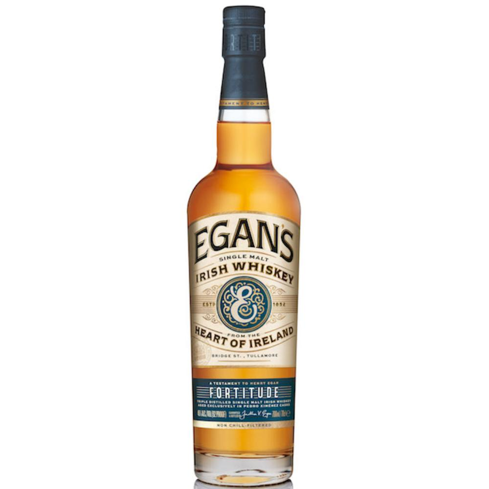Egan's Fortitude PX Cask Single Malt Irish Whiskey Irish whiskey Egan's Irish Whiskey