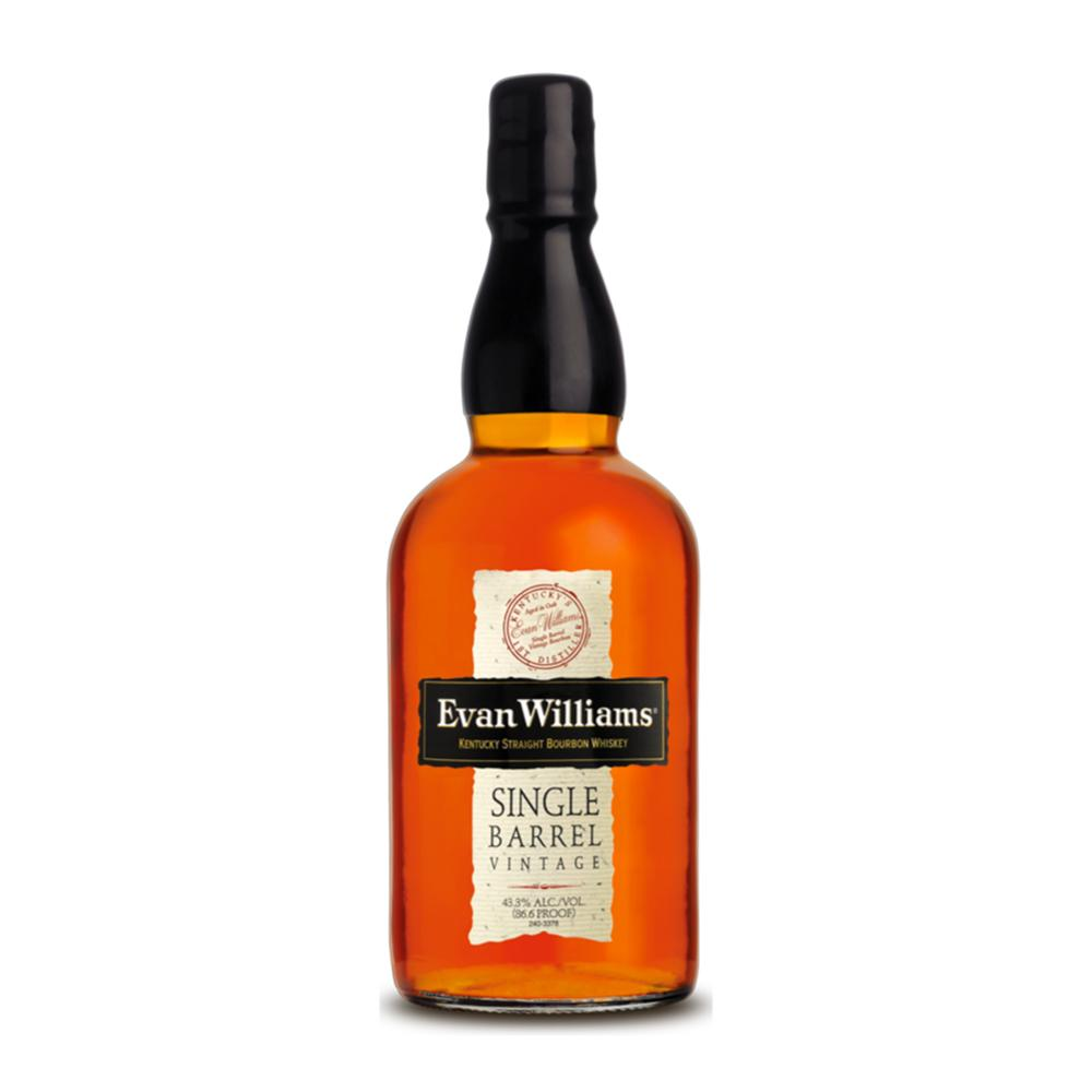 Evan Williams Single Barrel Vintage Bourbon Evan Williams