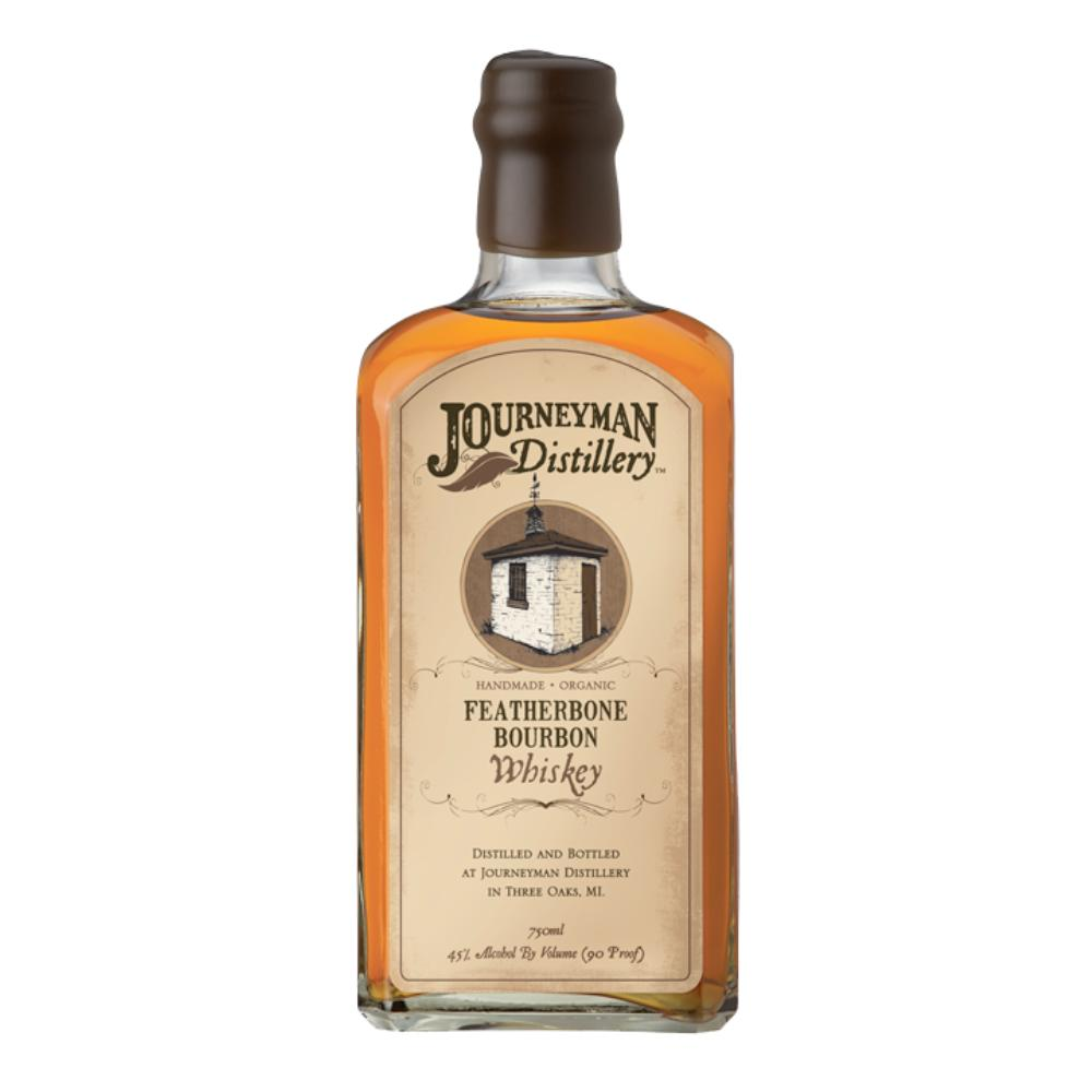 Journeyman Distillery Featherbone Bourbon American Whiskey Journeyman Distillery