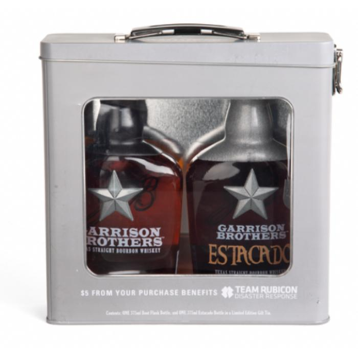 Garrison Brothers Gift Pack | Boot Flask & Estacado Bourbon Garrison Brothers