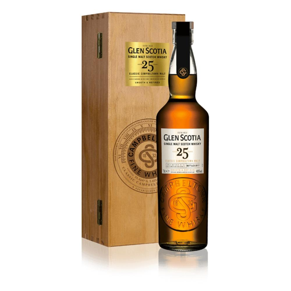 Glen Scotia 25 Year Old Scotch Glen Scotia