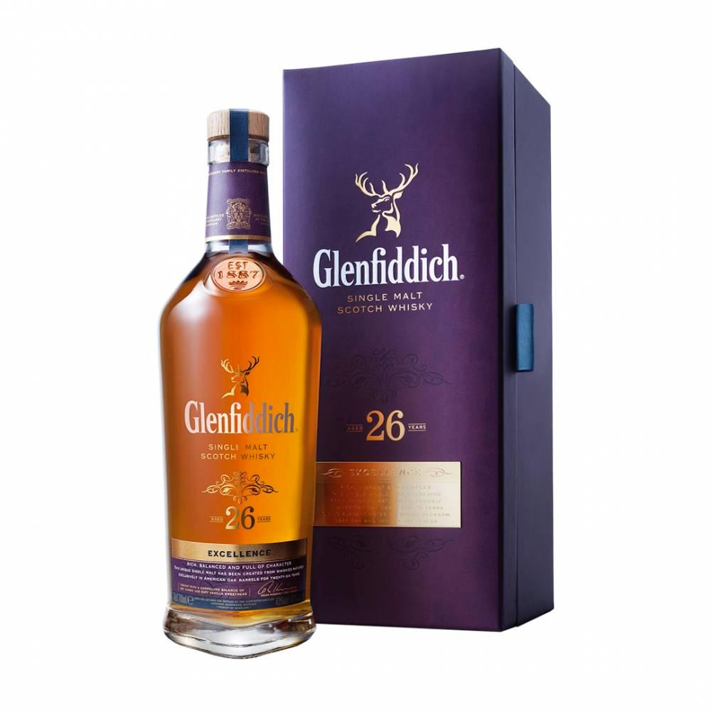 Glenfiddich Excellence 26 Year Old Scotch Glenfiddich