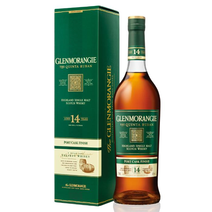 Glenmorangie 14 Year Old Port Cask Finish Scotch Glenmorangie