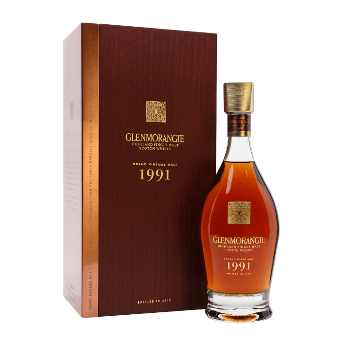 Glenmorangie Grand Vintage 1991 Scotch Glenmorangie