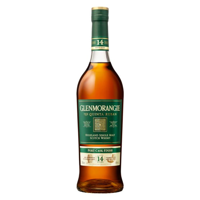 Glenmorangie The Quinta Ruban 14 Years Old Scotch Glenmorangie