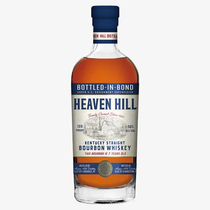 Heaven Hill Bottled In Bond 7 Year Old American Whiskey Heaven Hill Distillery