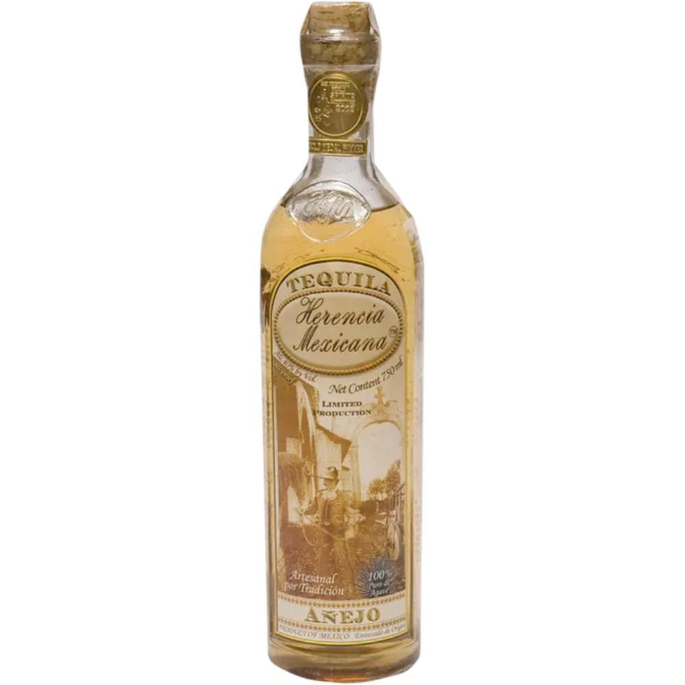 Herencia Mexicana Anejo Tequila Tequila Herencia Mexicana
