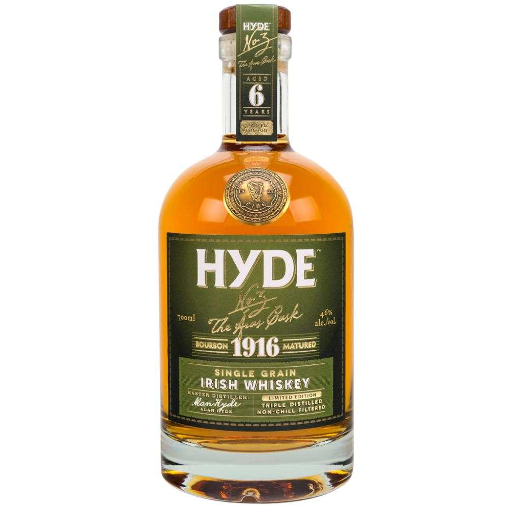 Hyde No. 3 The Aras Cask Irish whiskey Hyde Whiskey