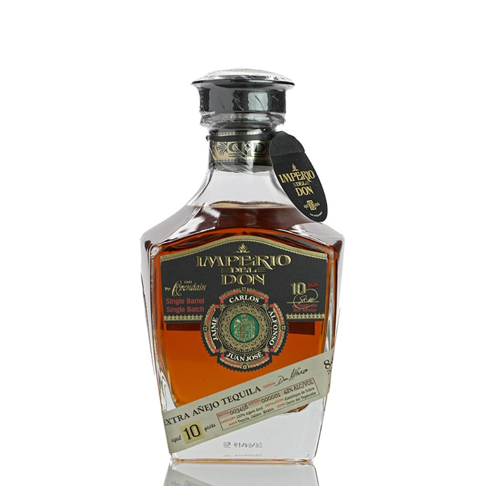 Imperio Del Don 100% Agave Extra Anejo 10 Yr Tequila Tequila Casa Orendain