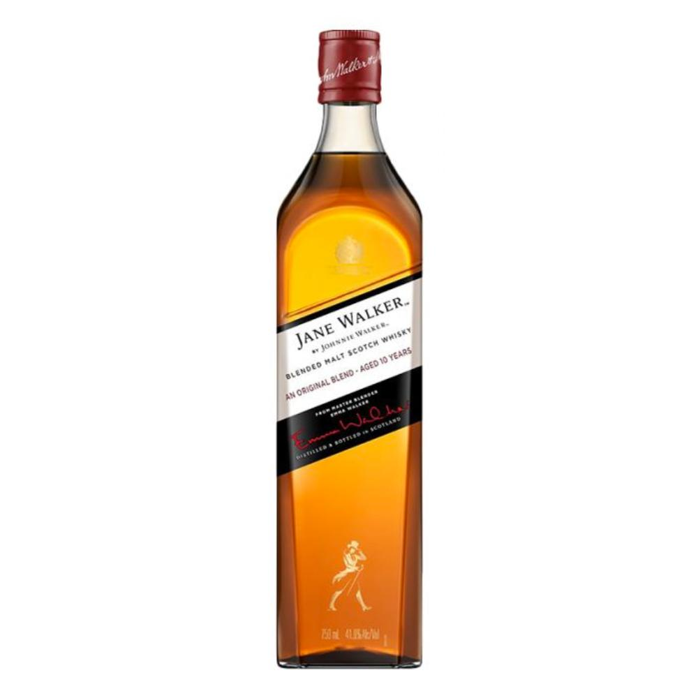 Jane Walker By Johnnie Walker 10 Year Old Scotch Johnnie Walker