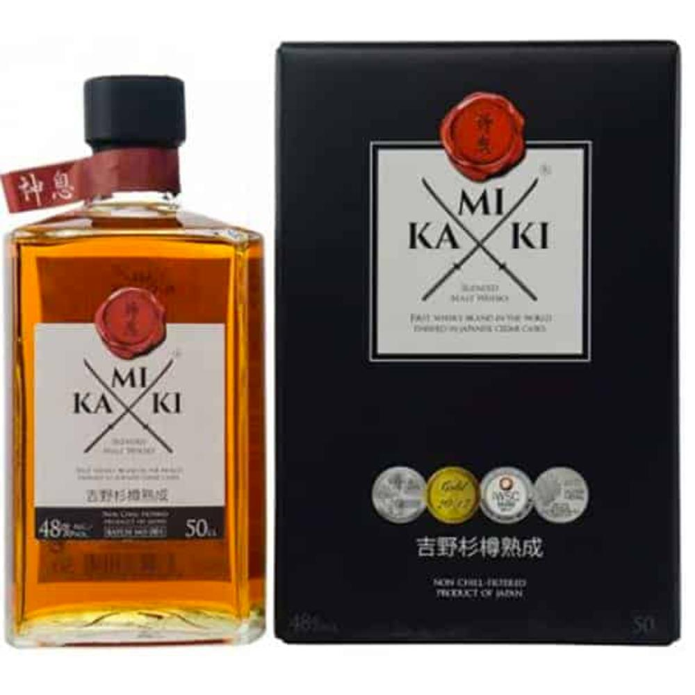 Kamiki Maltage Japanese Whiskey Japanese Whisky Kamiki Japanese Whisky