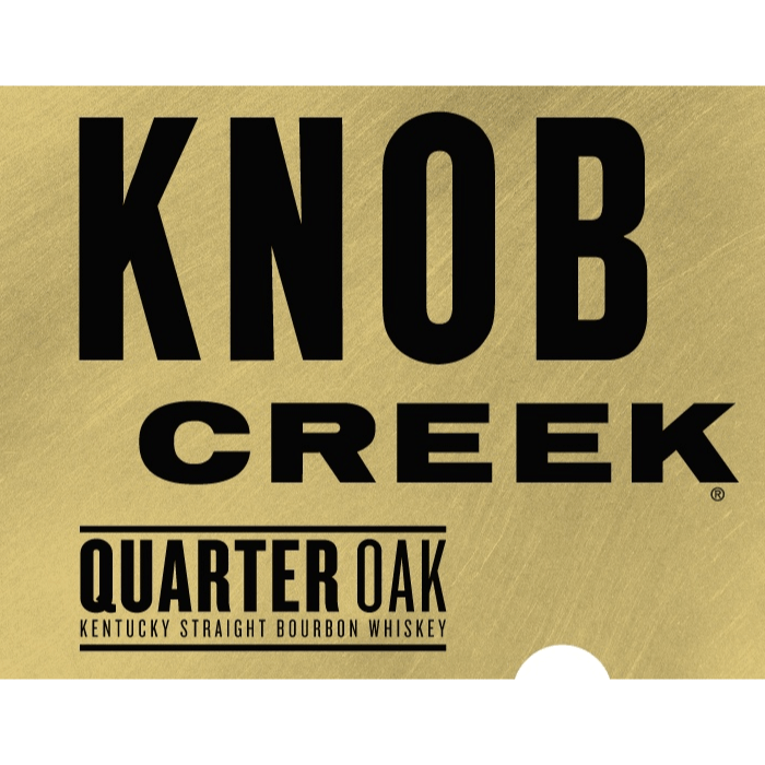 Knob Creek Quarter Oak Bourbon Knob Creek