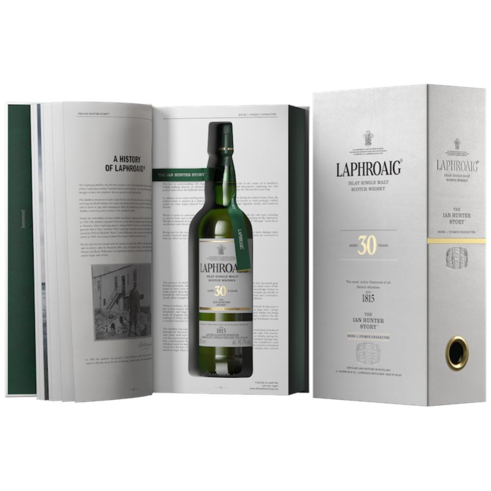 Laphroaig The Ian Hunter Story - Book 1 Scotch Laphroaig
