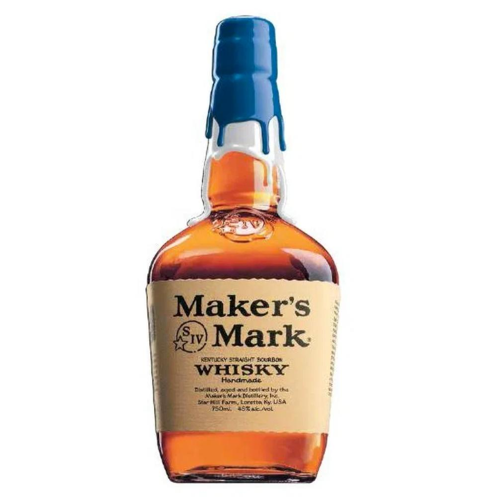 Maker's Mark Los Angeles Dodgers Blue and White Edition Bourbon Maker's Mark