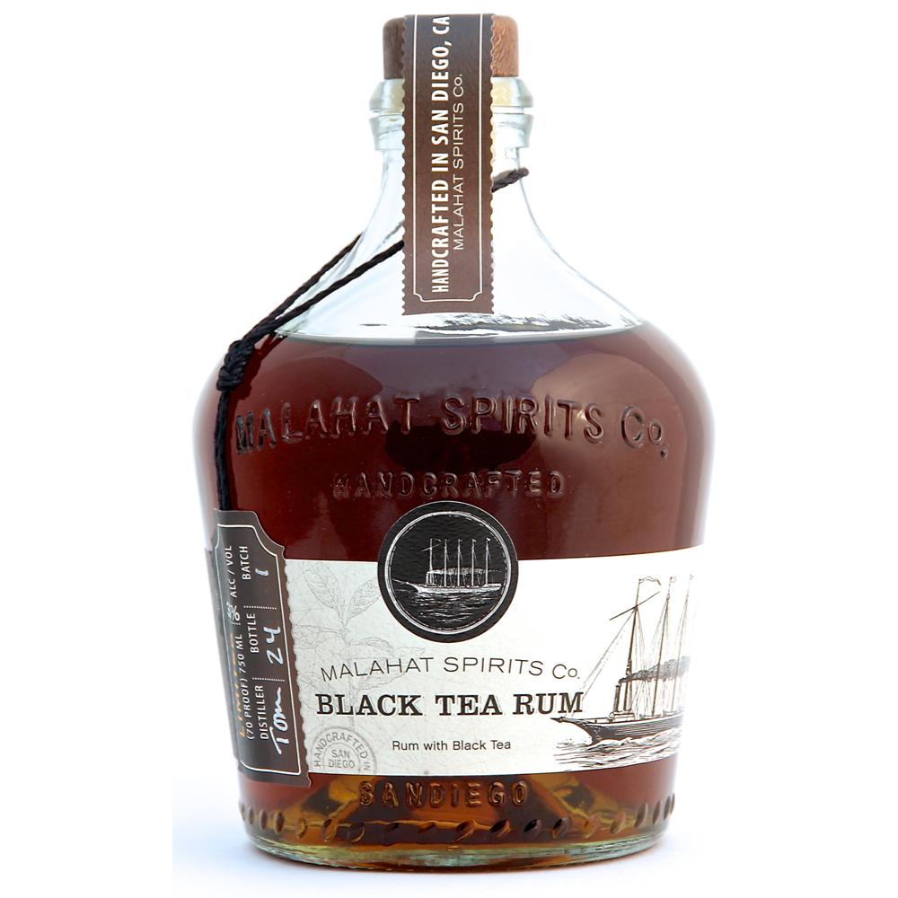 Malahat Spirits Co. Black Tea Rum Rum Malahat Spirits Co.