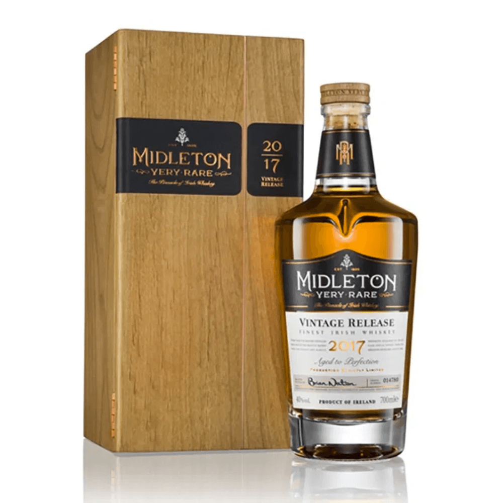 Midleton Very Rare Vintage Release 2017 Irish whiskey Midleton Very Rare